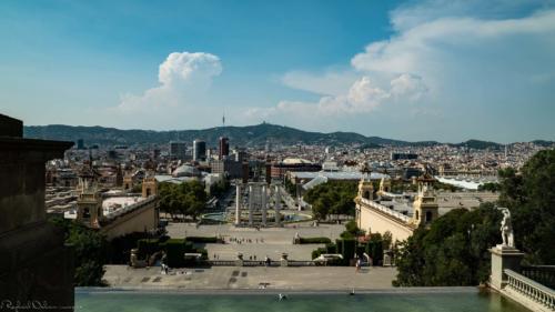 ciel-bleu-Barcelone-plan-de-cinema-par-drone-inspire-2