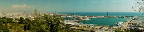panoramique-Barcelone-plan-de-cinema-par-drone-inspire-2